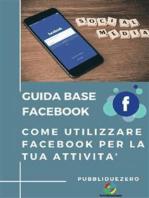 Guida Base Facebook