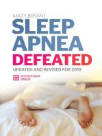 Sleep Apnea Defeated