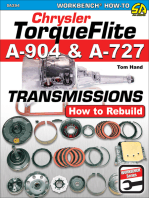 Chrysler TorqueFlite A-904 and A-727 Transmissions