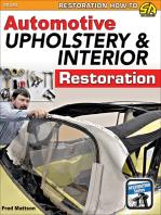 Automotive Upholstery & Interior Restoration