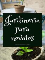 Jardinería para Novatos
