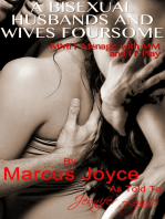 A Bisexual Husbands and Wives Foursome