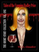 Tales of the Vampire Hadley Price