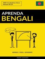 Aprenda Bengali