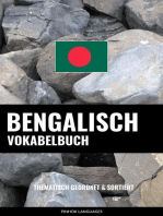 Bengalisch Vokabelbuch