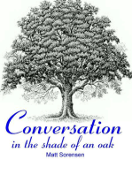 Conversation In The Shade Of An Oak
