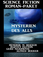 Science Fiction Roman-Paket Mysterien des Alls