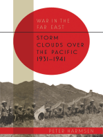 Storm Clouds over the Pacific, 1931–41