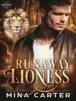His Runaway Lioness