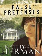 False Pretenses (Secrets of Roux River Bayou Book #1)
