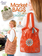 Market Bags to Crochet