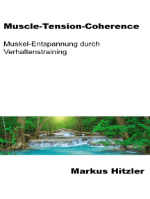 Muscle-Tension-Coherence: Muskel-Entspannung durch Verhaltenstraining