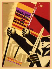 Poder legal y poder real en la Cataluña revolucionaria de 1936: El Gobierno de la Generalidad ante el Comité Central de Milicias Antifascistas y los diversos poderes revolucionarios locales