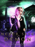 Never Save a Demon