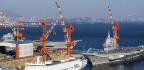 After A Fourth Sea Trial, China's Type 001A Aircraft Carrier May Go Into Service Within Months