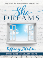 She Dreams - Women's Bible Study Guide with Leader Helps