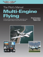 The Pilot's Manual: Multi-Engine Flying: All the aeronautical knowledge required to earn a multi-engine rating on your pilot certificate
