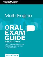 Multi-Engine Oral Exam Guide