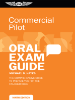 Commercial Pilot Oral Exam Guide