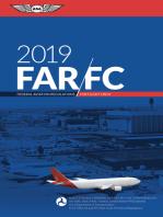 FAR-FC 2019: Federal Aviation Regulations for Flight Crew