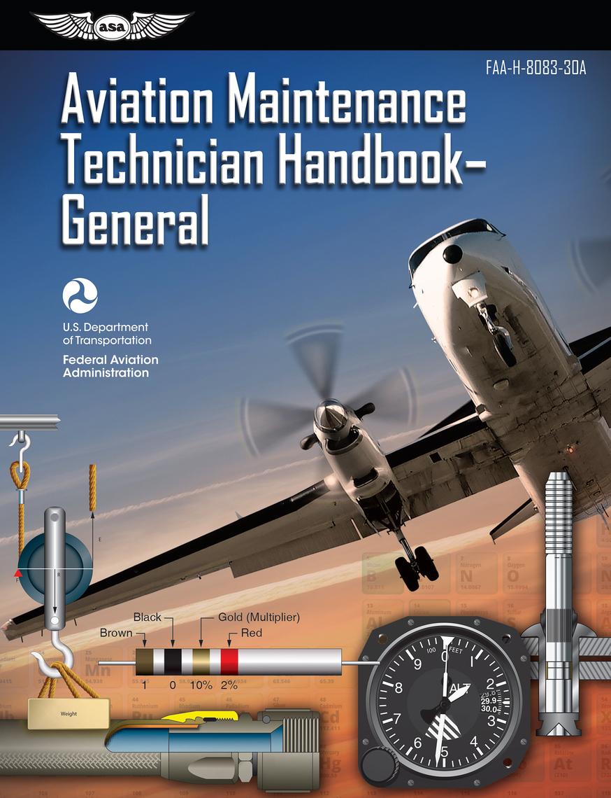 Aviation Maintenance Technician Handbook – General by Federal Aviation  Administration (FAA)/Aviation Supplies & Academics (ASA) - Read Online