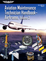 Aviation Maintenance Technician Handbook: Airframe, Volume 2: FAA-H-8083-31A, Volume 2