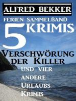 Sammelband 5 Krimis