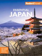 Fodor's Essential Japan