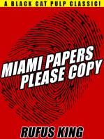 Miami Papers Please Copy