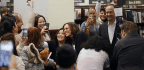 Kamala Harris Wraps Up Book Tour In LA As She Considers Running For President