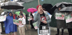 Los Angeles Teachers Go On Strike For The First Time In 30 Years