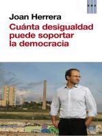 ¿Cuánta desigualdad puede soportar la democracia?