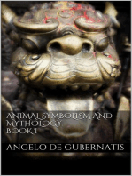 Animal symbolism and mythology. Book I
