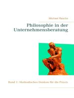 Philosophie in der Unternehmensberatung