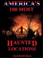 America's 100 Most Haunted Locations