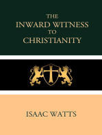 The Inward Witness to Christianity