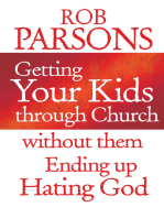 Getting Your Kids Through Church Without Them Ending Up Hati