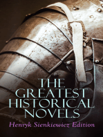 The Greatest Historical Novels