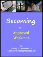 Becoming an Approved Workman