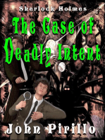 Sherlock Holmes The Case of Deadly Intent