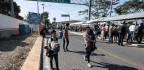 Latest Migrant Caravan Begins Arriving In Southern Mexico