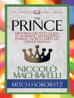 The Prince (Condensed Classics)