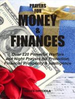 Prayers For Money & Finances