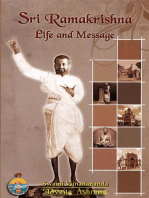 Sri Ramakrishna Life and Message