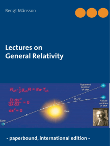 Lectures on General Relativity: - paperbound edition -