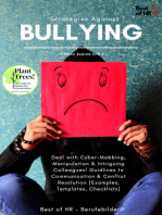 Strategies against Bullying
