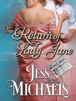 The Return of Lady Jane
