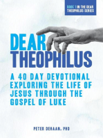 Dear Theophilus