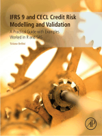 IFRS 9 and CECL Credit Risk Modelling and Validation