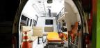 Paramedics At Risk From Violent Patients